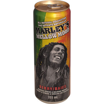 Marley's Mellow Mood - Berry - 335ml