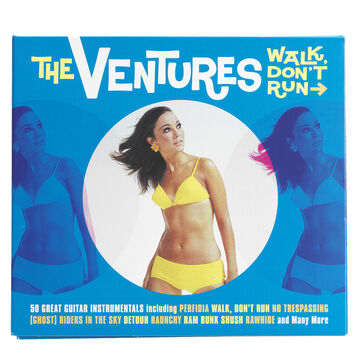 Ventures - Walk Don't Run - CD