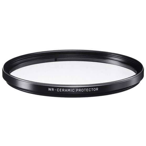 Sigma WR Clear Glass Ceramic Protector Filter - 105mm - S105WRCLP