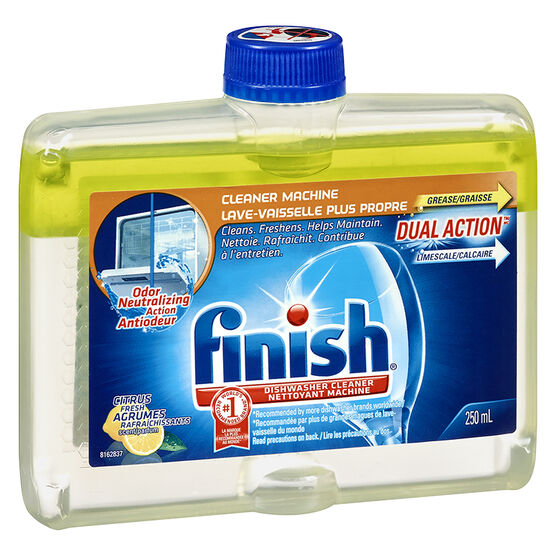 Finish Dishwasher Cleaner - Lemon - 250ml