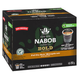 Nabob Coffee -Bold - 30 Servings
