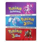 Pokemon Movie Collection - Blu-ray