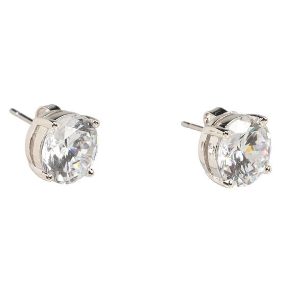 Eliot Danori Large CZ Stud Earrings