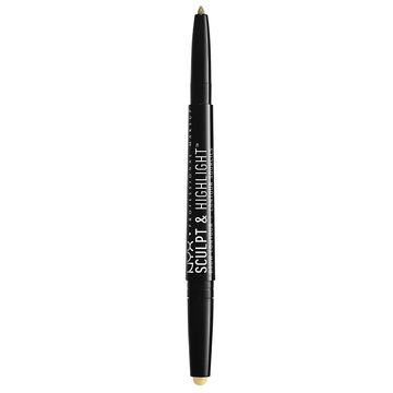 NYX Sculpt & Highlight Brow Contour -Blonde and Ivory