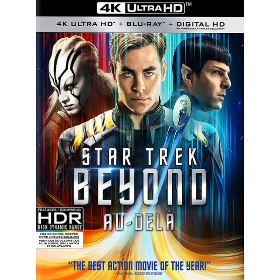 Star Trek: Beyond - 4K UHD Blu-ray