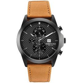 Kenneth Cole Dress Sport Watch - Brown/Black - 10030793
