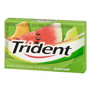 Trident Gum - Watermelon Twist - 14 pieces