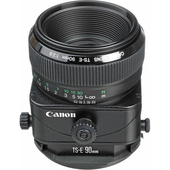 Canon TS-E 90mm f/2.8 Tilt-Shift Lens - 2544A003