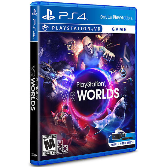 PS VR Worlds | London Drugs