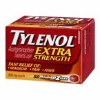 Tylenol* Extra Strength Tablets - 50's