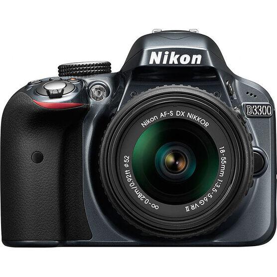 Nikon D3300 DX Body Only