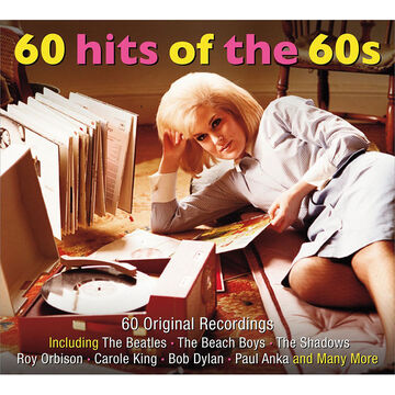 Various Artists - 60 Hits of the '60s - 3 CD