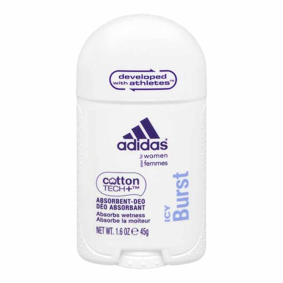 Adidas for Women 24 Hour Deodorant - Icy Burst - 45g