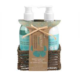 Spa Ritual Hand Care Set - Hawaii - 2 piece