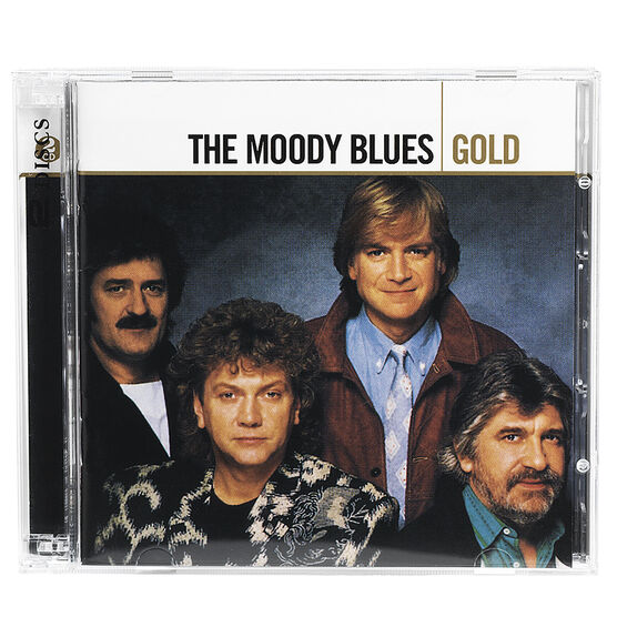 The Moody Blues - Gold - CD