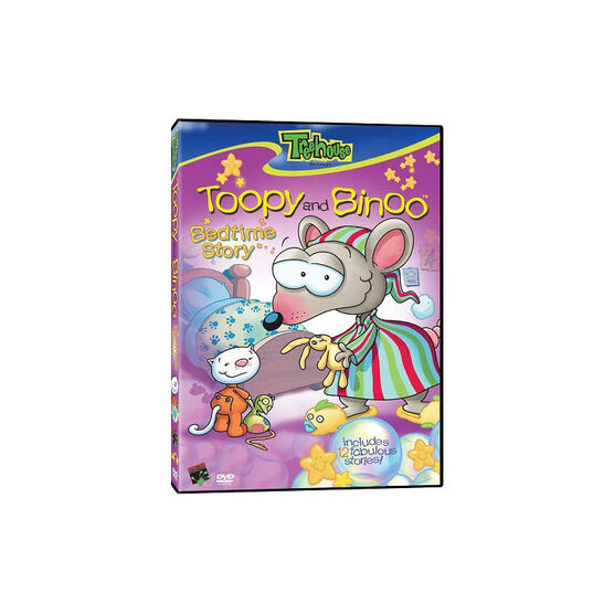 Toopy And Binoo: Bedtime Story - DVD