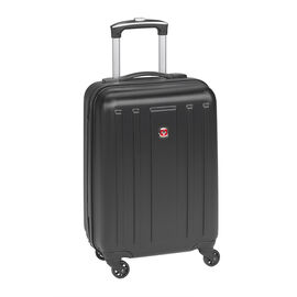 "SwissGear La Sarinne Lite Collection 20"" Carry On - Black"