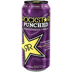 Rockstar Punched Guava Energy Drink - 473 ml