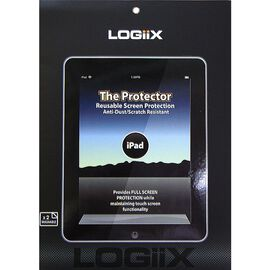 Logiix iPad Screen Protector - Clear