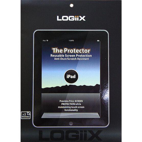 Logiix iPad Screen Protector - Clear