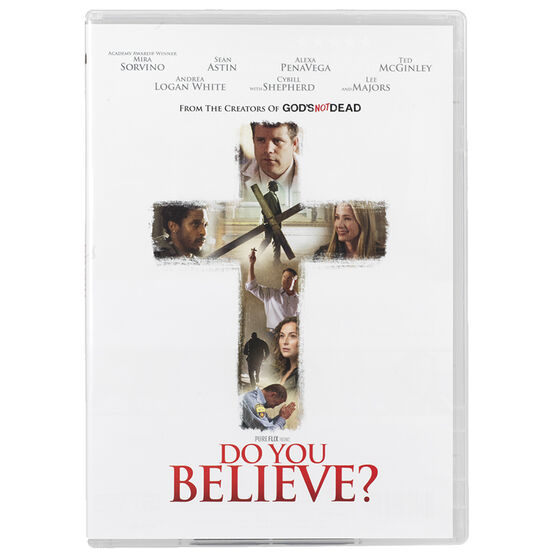 Do You Believe - DVD