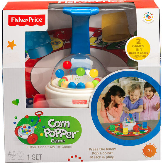 Fisher Price Corn Popper Game