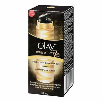 Olay Total Effects 7-in-1 Moisturizer and Treatment Duo - 40ml