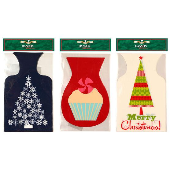Danson Christmas Cellophane Bag - Assorted