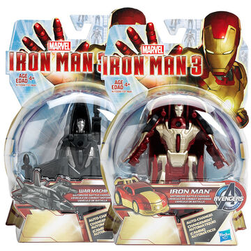 Iron Man Battle Chargers - Assorted