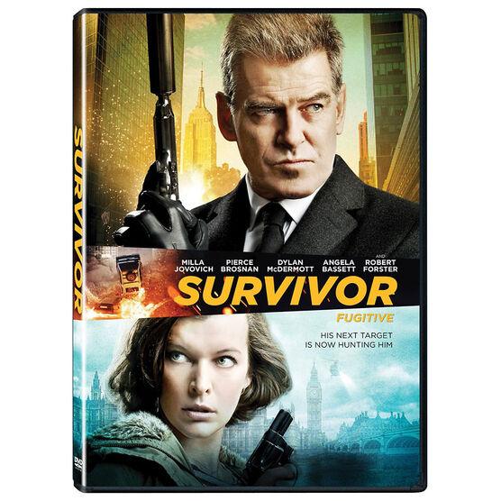 Survivor - DVD