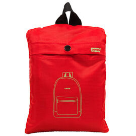 Levi's Packable Backpack - Red - One Size
