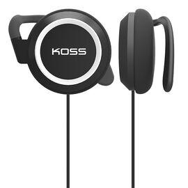 Koss Clip On Ear Headphones - Black - KSC21