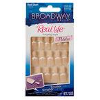 Broadway Nails Real Life Petite French Nails