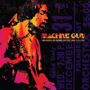 Jimi Hendrix - Machine Gun - CD