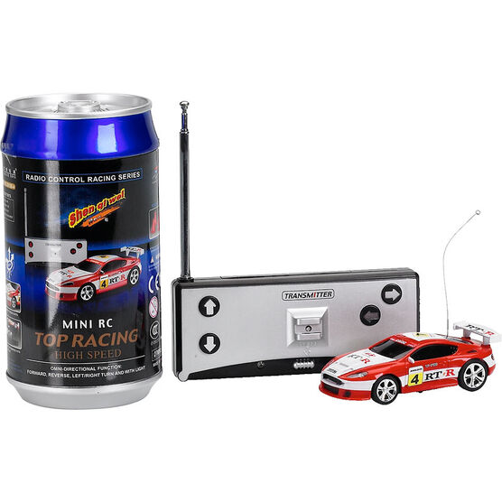 Cobra Mini Race Car in a Can - Assorted Styles - L99121