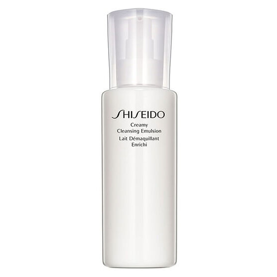 Shiseido Creamy Cleansing Emulsion - 200ml