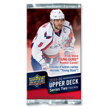 Upper Deck 2015-16 NHL Series Two  Hockey - Assorted