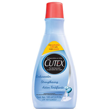 Cutex Nail Polish Remover - Strengthening - 100ml