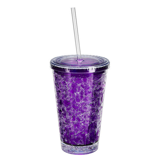 London Drugs Insulated Tumbler - Purple - 14oz