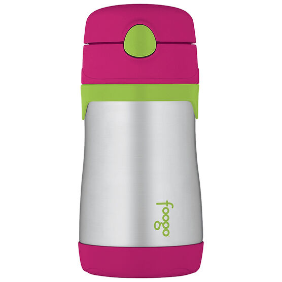 Thermos Foogo Straw Bottle - 290ml - BS5354WG3