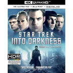 Star Trek: Into Darkness - 4K UHD Blu-ray