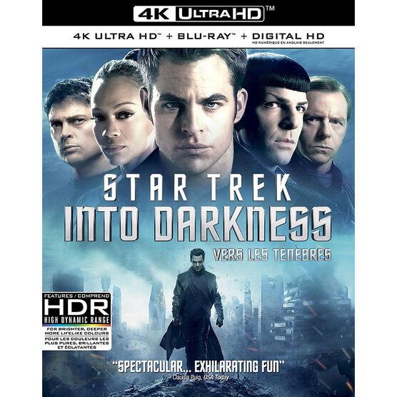 Star Trek: Into Darkness - 4K UHD Blu-ray