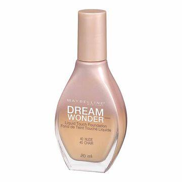 Maybelline Dream Wonder Liquid Touch Foundation - Nude