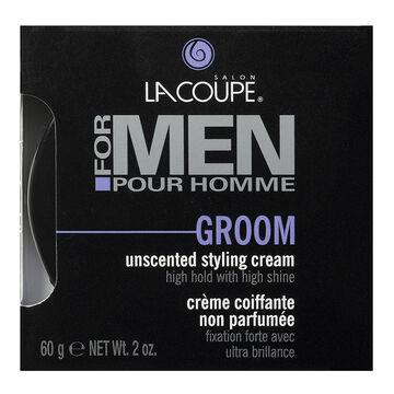 LaCoupe for Men Groom Hair Cream - 60g