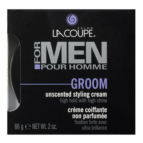 LaCoupe for Men Groom Hair Cream - 60g