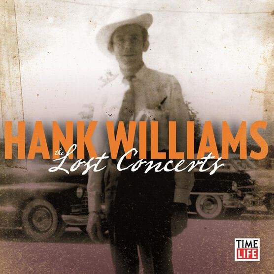 Hank Williams - Lost Concert - LTD Collectors Edition - CD