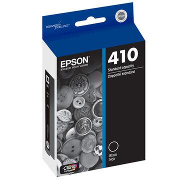 Epson T410 Claria Premium Pigment Standard-Capacity Ink Cartridge - Black - T410020