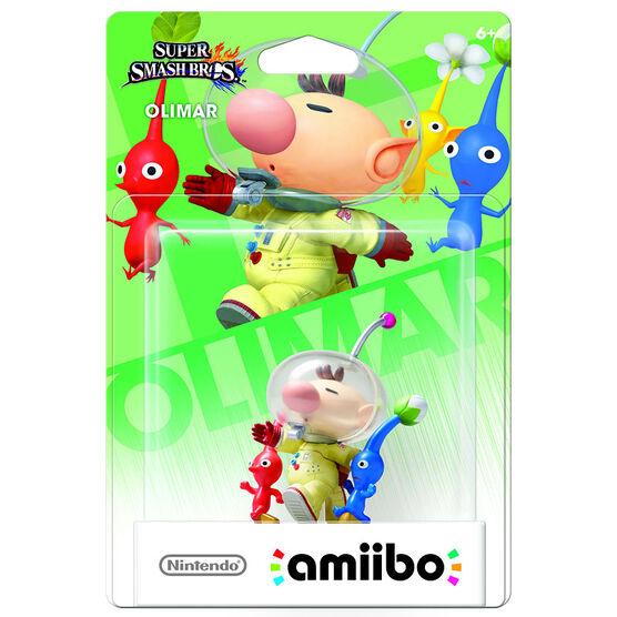 Nintendo Amiibo Olimar & Pikmin