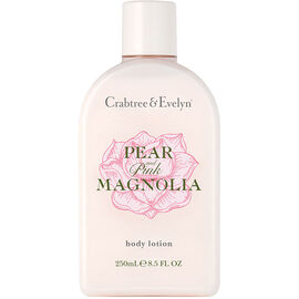 Crabtree & Evelyn Pear & Pink Magnolia Body Lotion - 250ml