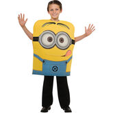 Halloween Minion Costume - Child